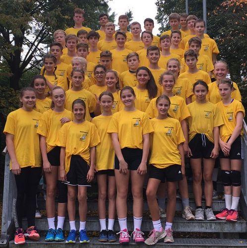 BHV Herbstcamp 2017 an der Sportschule Schöneck