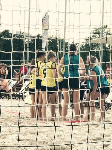 Beach Handball - Schiedsrichter-Schulung