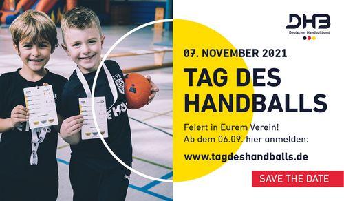 Bundesweiter Tag des Handballs