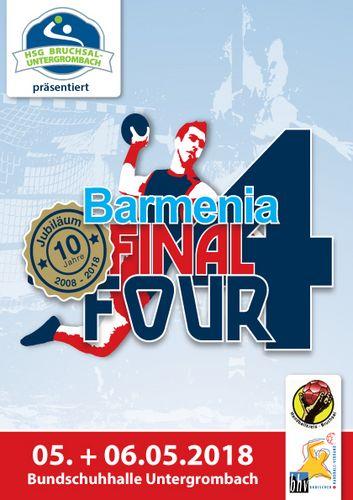 BARMENIA FINAL FOUR 2018 - Handballkreis Bruchsal