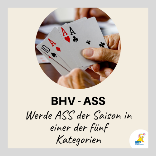Der Badische Handball-Verband sagt DANKE - Auszeichnung des BHV-Ass