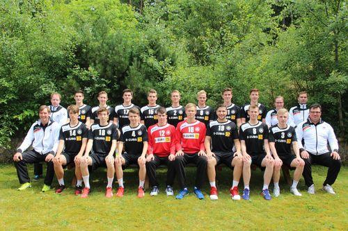 Foto Jugendnationalmannschaft