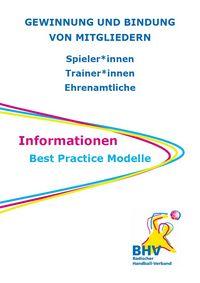 Broschüre - Gewinnung und Bindung von Mitgliedern
