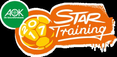 AOK-Star-Training-Logo