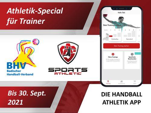 Athletik-Special für Trainer im BHV