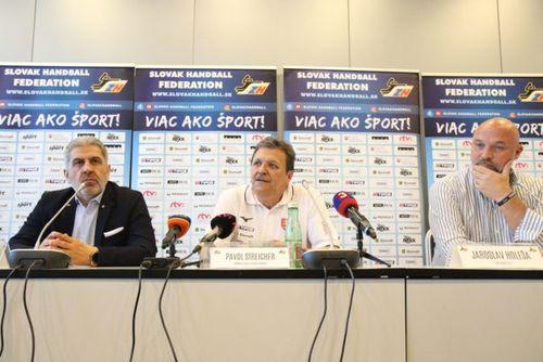 Pavol Streicher ist neuer Nationaltrainer der slowakischen Frauennationalmannschaft
