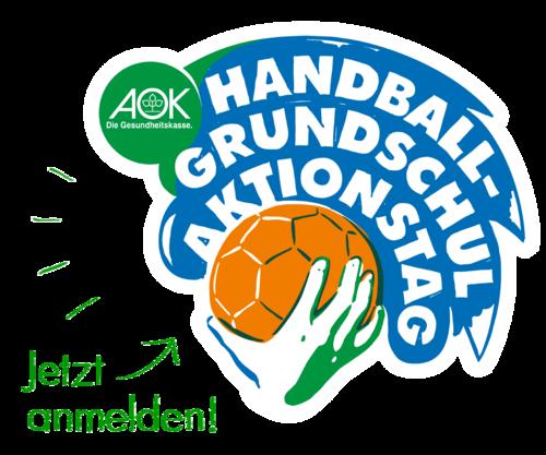 Logo des AOK-Grundschulaktionstages