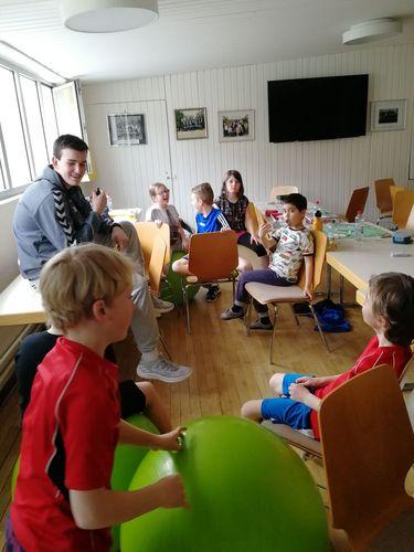 1. BHV-Feriencamp in den Osterferien